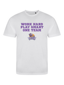 Mercurius Foxes - Work Hard Shirt (Adults & Kids)