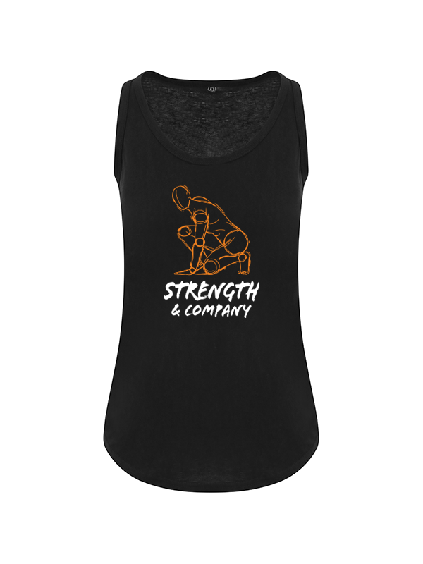 STRENGTH & Company - Girlie Vest