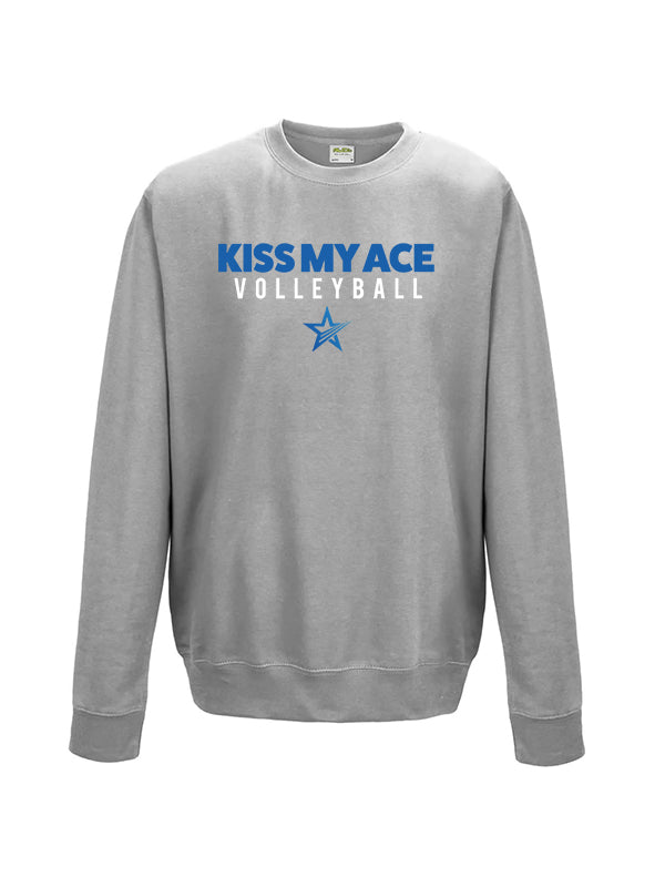 KISS MY ACE sweater