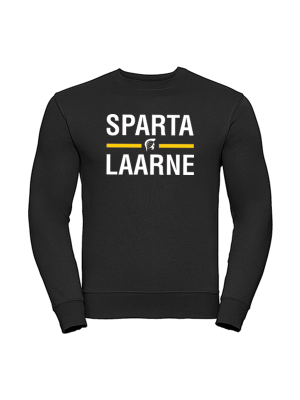 Sparta Sweater 2 Black/Grey