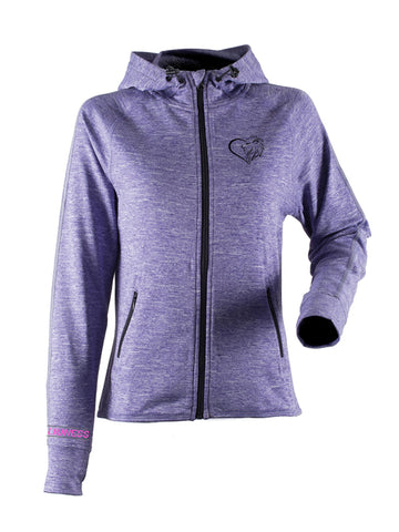 Lioness - Training Hoodie Pink