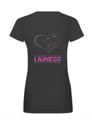 Lioness Sofspun T-shirt Lady-Fit BLACK