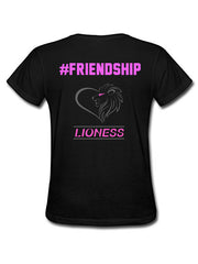 Lioness #FRIENDSHIP T-shirt