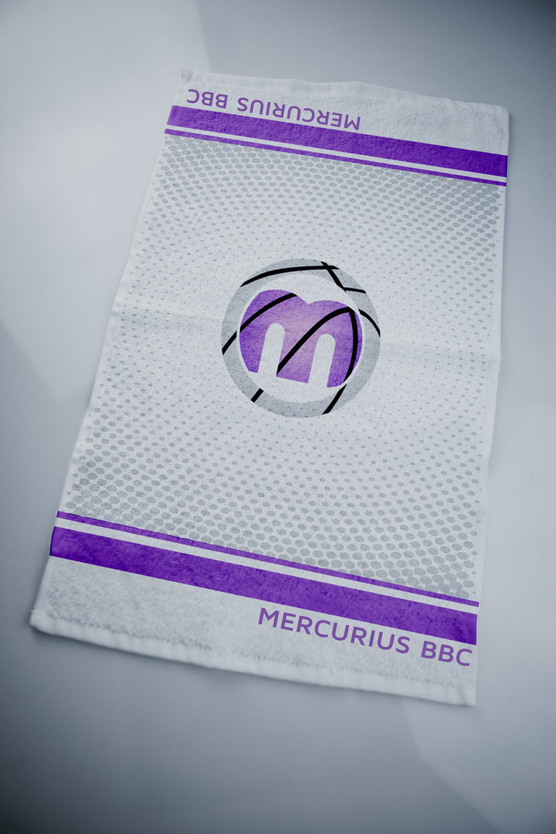 Mercurius Sublimated Towel (Bench)