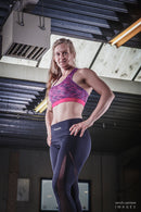 Crossfit Geel - Legging mesh tech panel