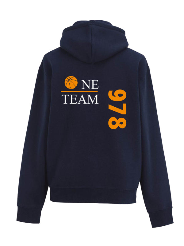 Malle Hoodie One Team - Adult