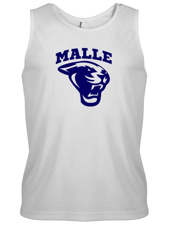 Malle Practice Jersey Adult White