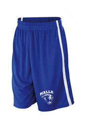 Malle Training short Blue