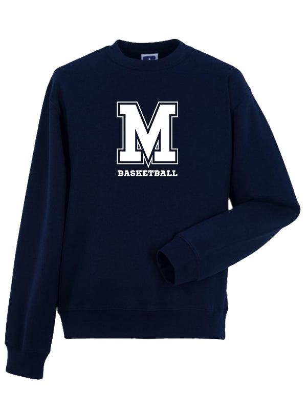Malle Sweater M Basketball