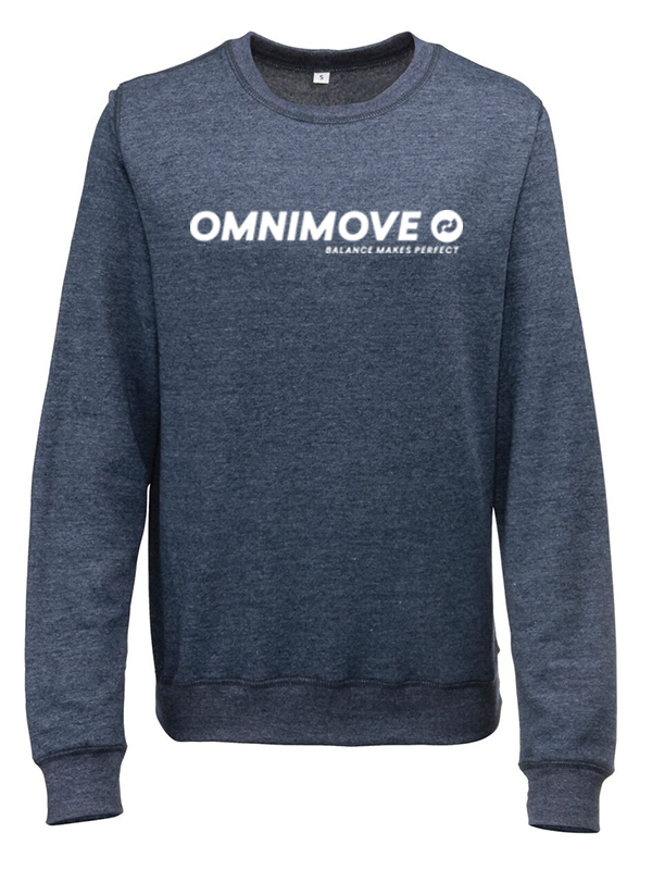 OmniMove Heather Sweatshirt Men/Women