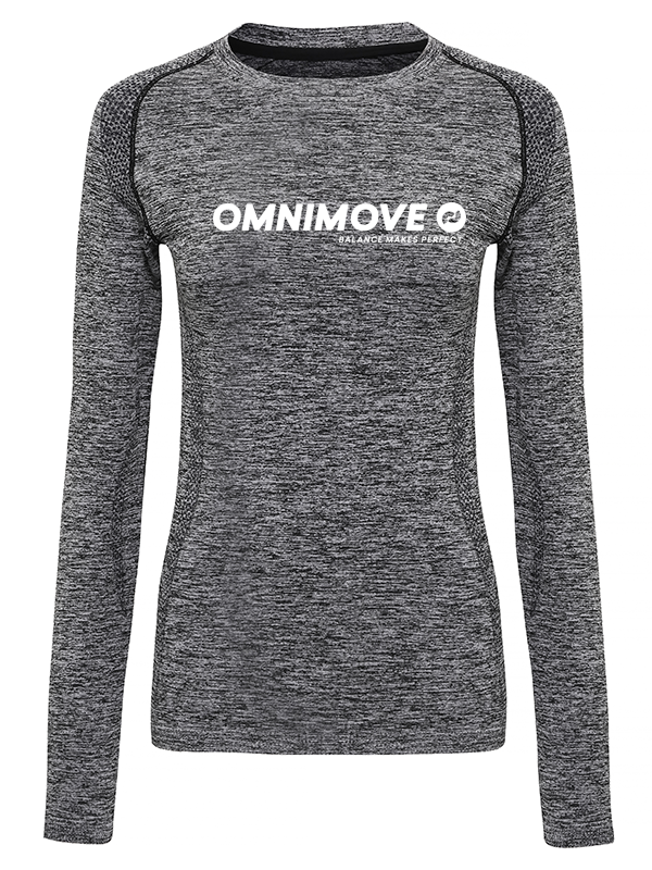OmniMove multi-sport performance long sleeve top