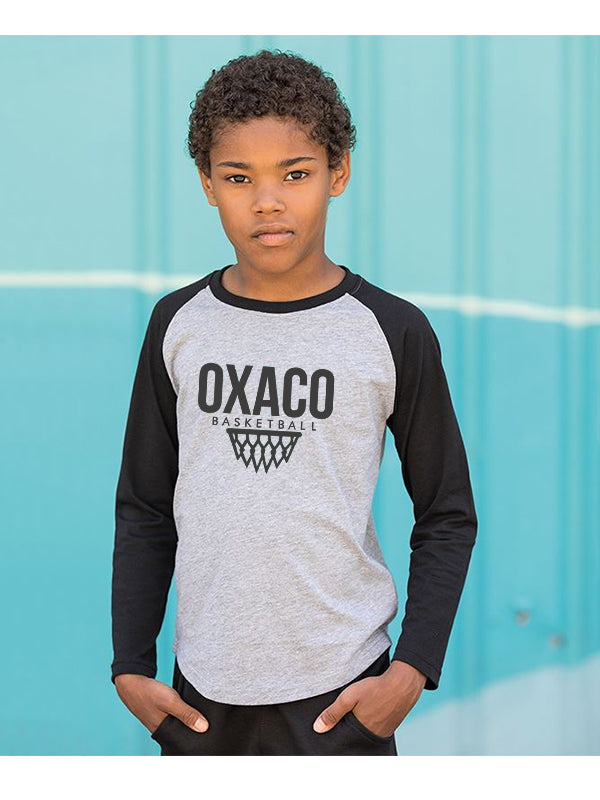 Oxaco - Kids College long sleeve shirt