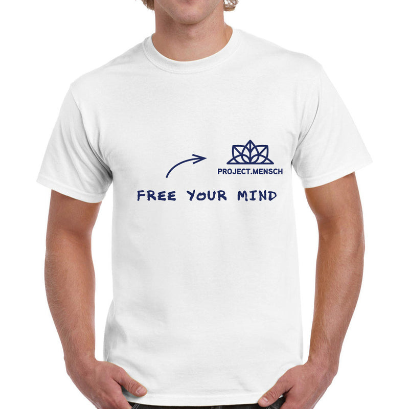 Project Mensch - Free Your Mind Shirt Man