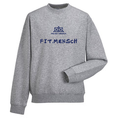 Project Mensch - Fit.Mensch Sweatshirt Man / Woman
