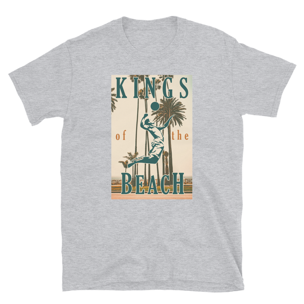 Charles - Kings of the Beach T-shirt
