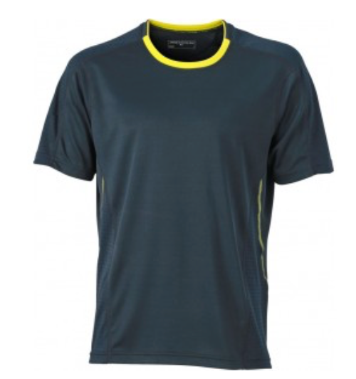Volley T-shirt Men dry blend