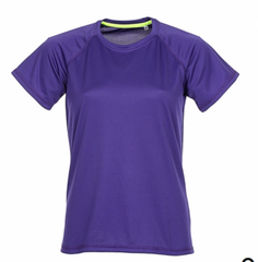 Volley T-shirt Raglan Ladies