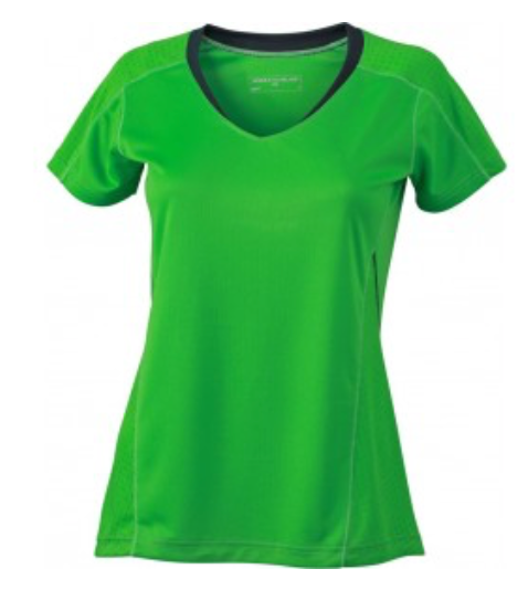 Volley Ladies V-neck T-shirt
