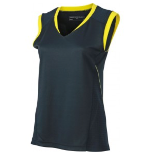 Volley Ladies V-neck T-shirt Tanktop
