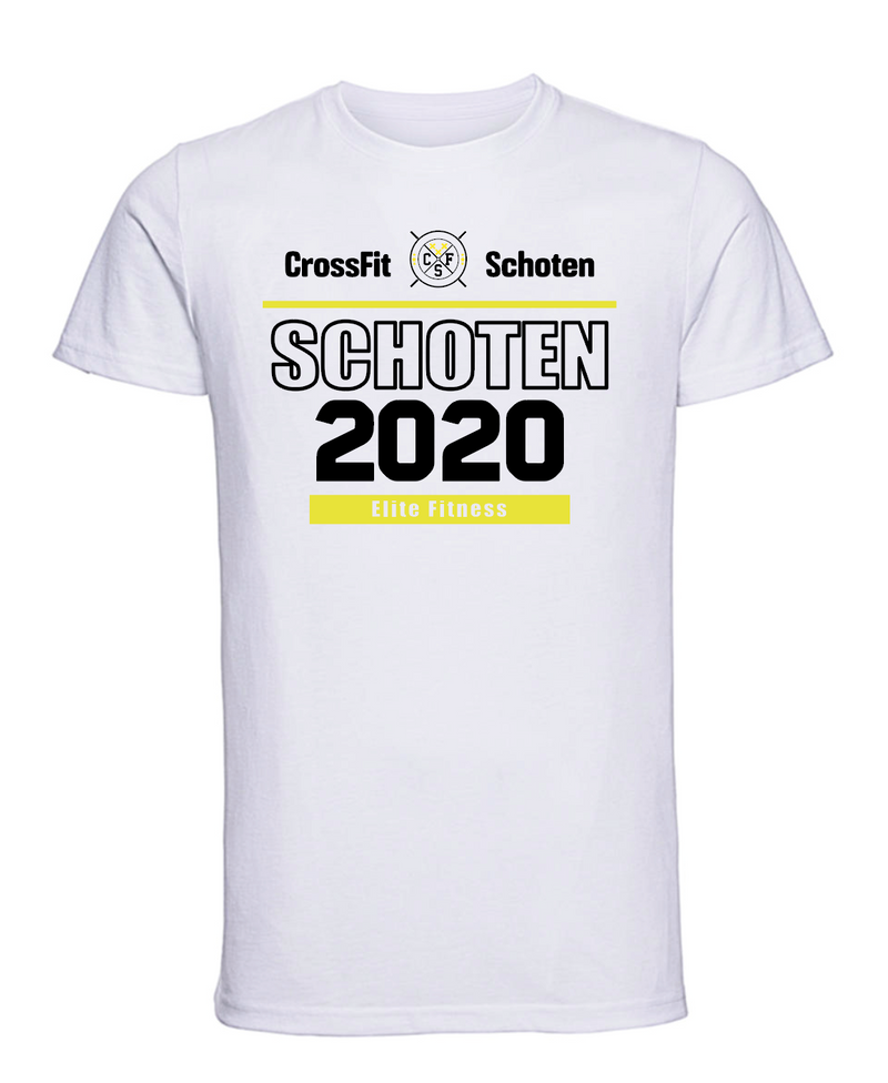 CFS 2020 White sublimation (Men / Women)
