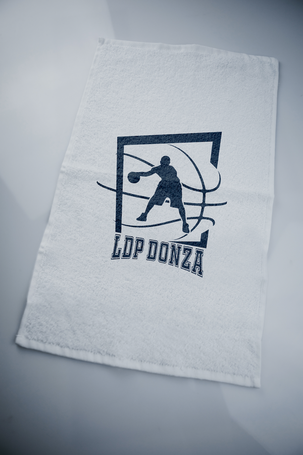 LDP Donza Sublimated Towel (2 Sizes)