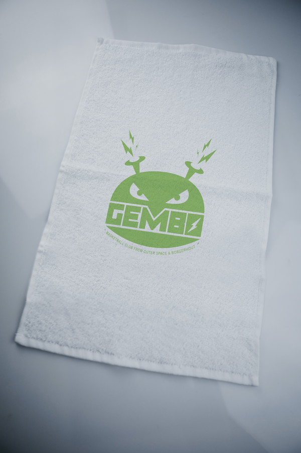 Gembo Sublimated Towel (2 Sizes)