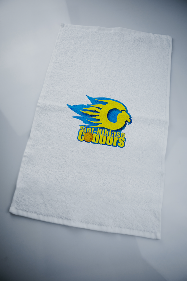 Condors Sublimated Towel (2 Sizes)