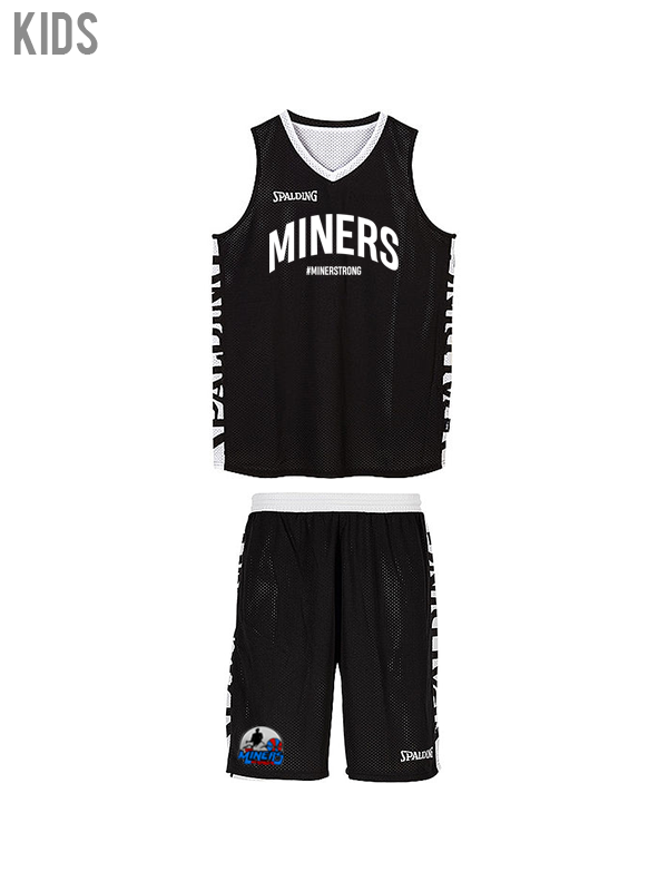 Miners Reversible Set (Kids)