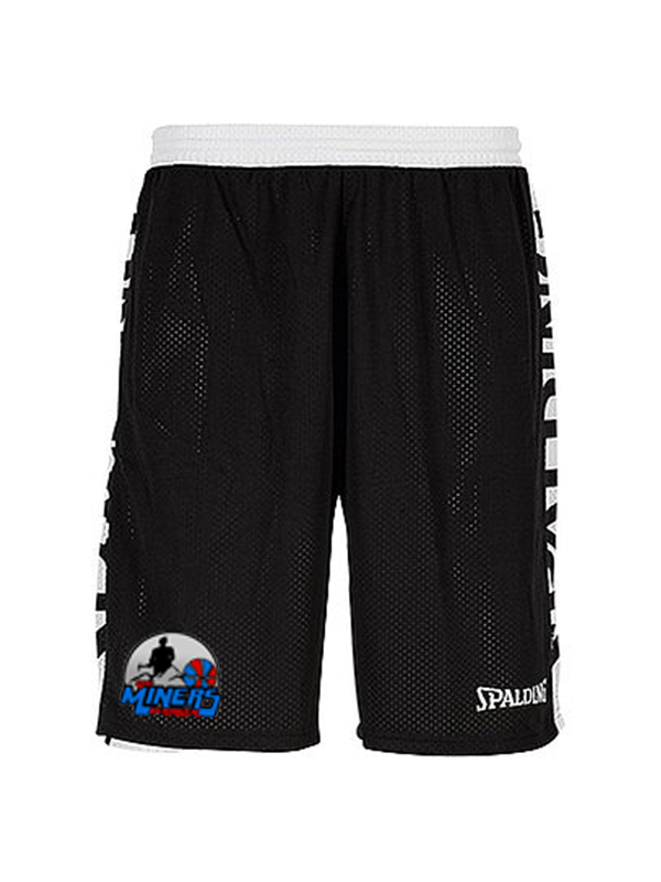 Miners Spalding Reversible Short - Adults