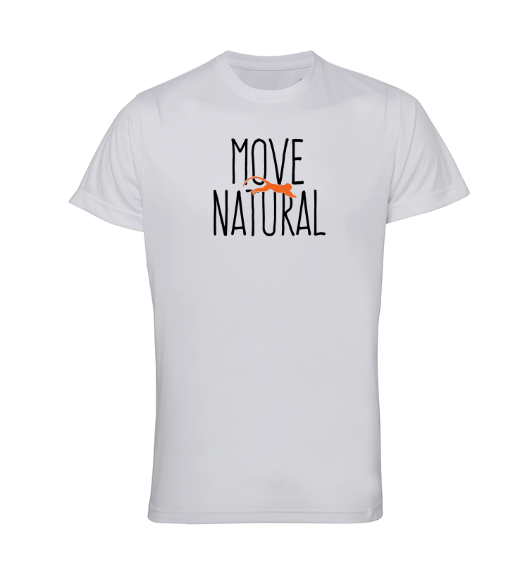 Move Natural - T-Shirt 2 2020 (Men/Women)