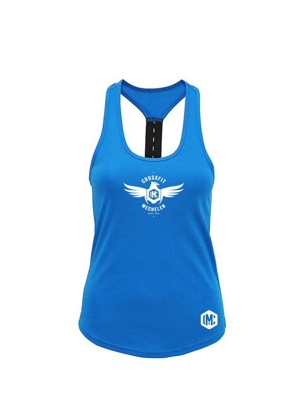 Crossfit Mechelen - Women Performance Strap Vest