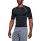 HeatGear® Armour short sleeve compression shirt