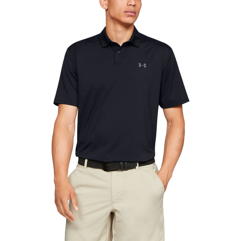 Performance polo textured 2.0