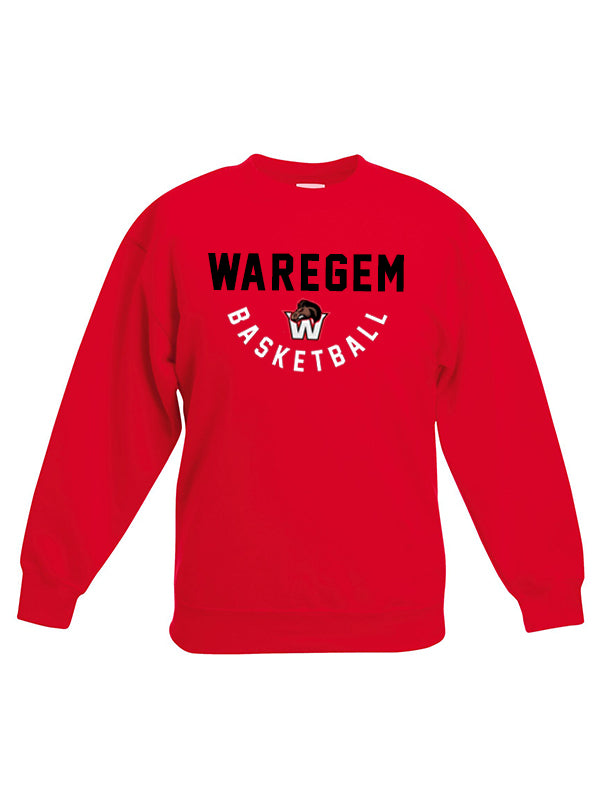 Waregem Kids Sweater Rood