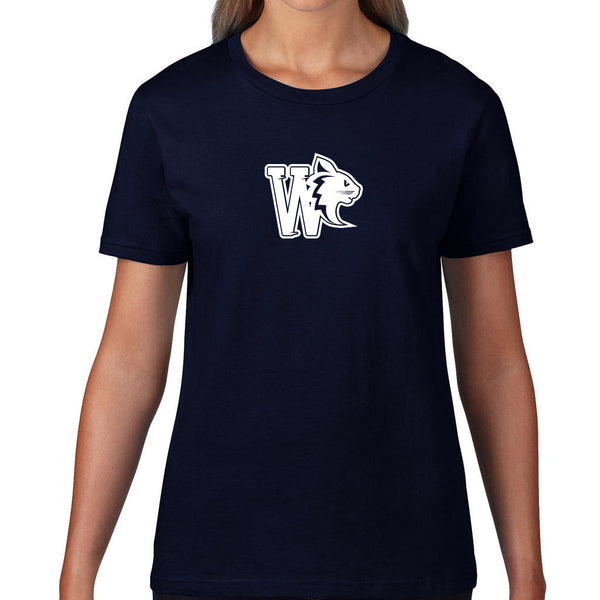 WildCats - Logo Ladies T-shirt