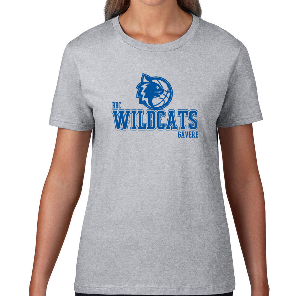 WildCats - Gavere Ladies T-shirt