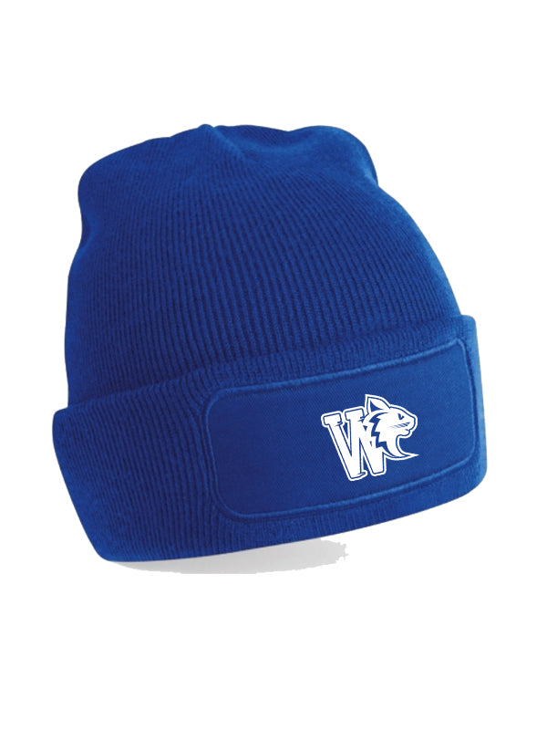 WildCats Beanie Royal Blue