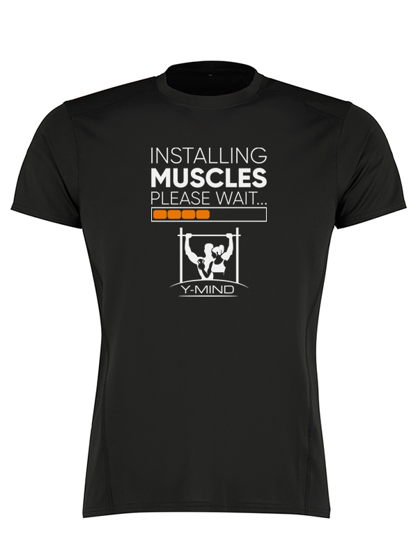 Y-Mind - Loading Muscles T-shirt