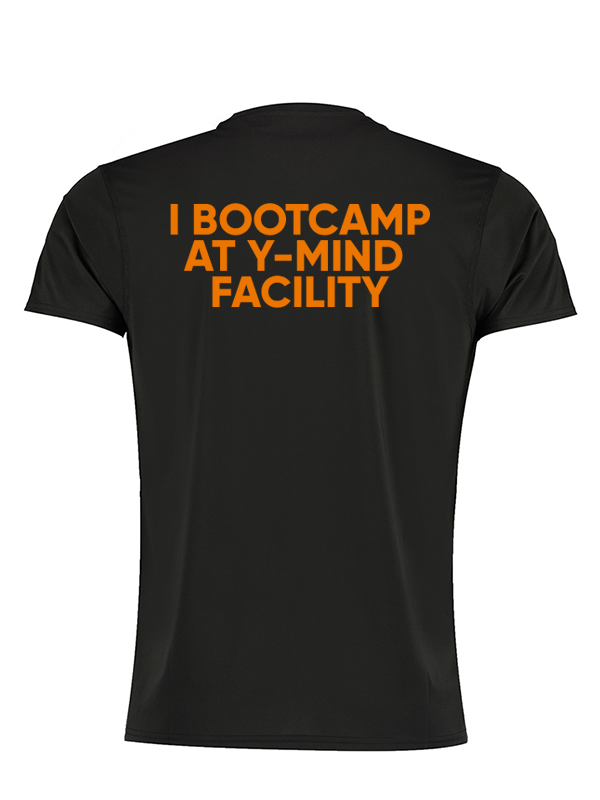 Y-Mind - Bootcamp T-shirt