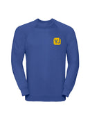 Yellow Jersey Raglan Sweater