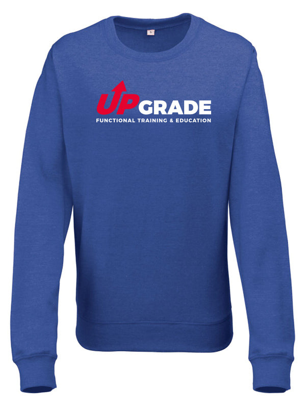 Upgrade Sweatshirt Woman V2 Royal Blue