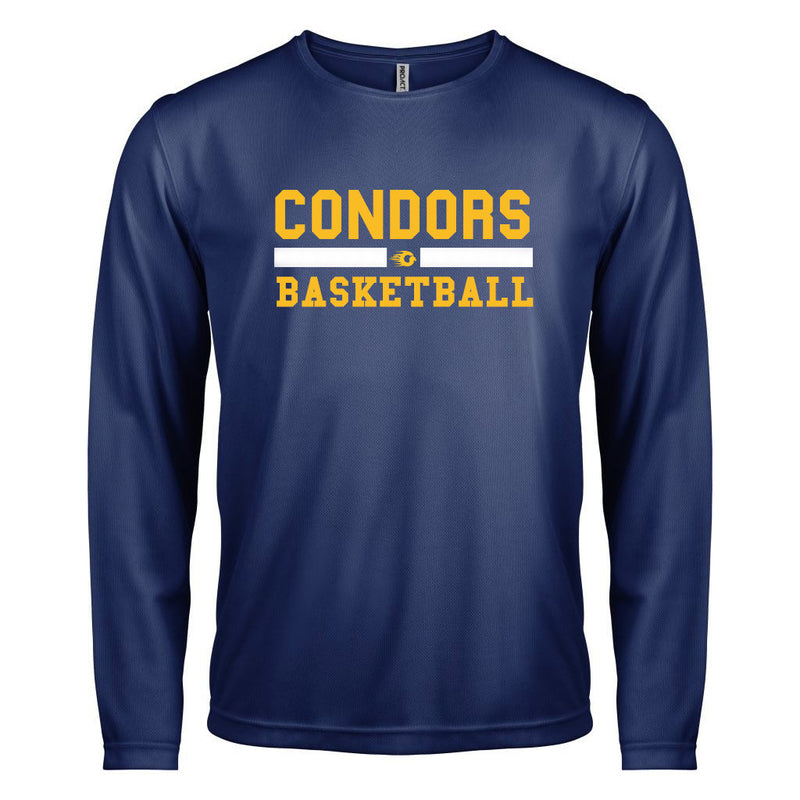 Condors DRY-FIT shirt - long sleeve