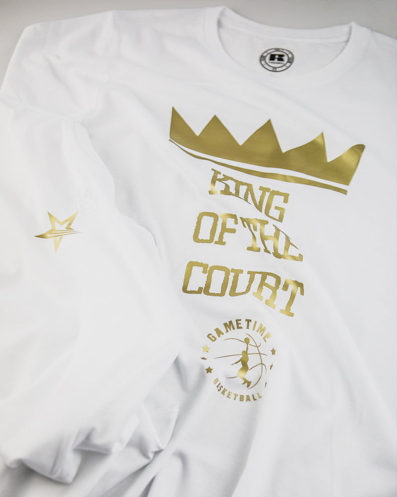 Game Time King HD T-shirt