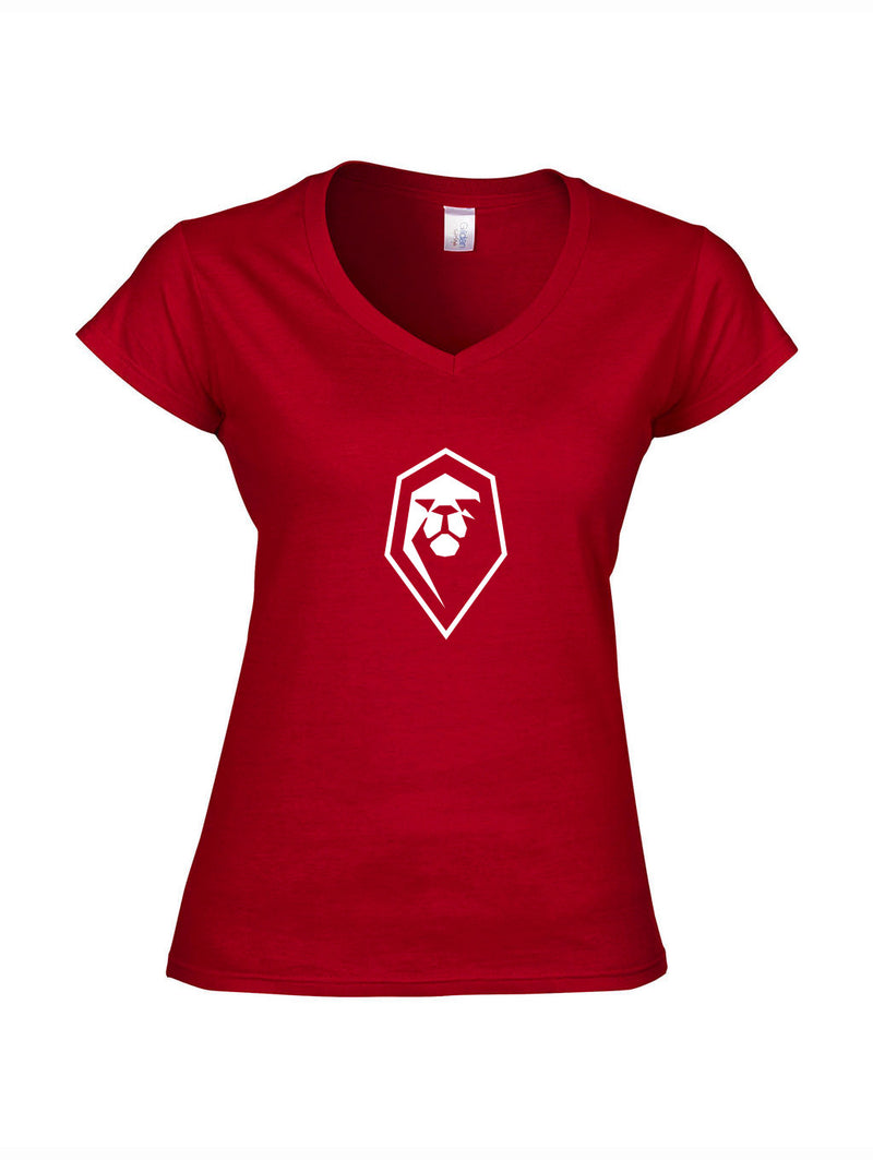 Lion red icon - Women