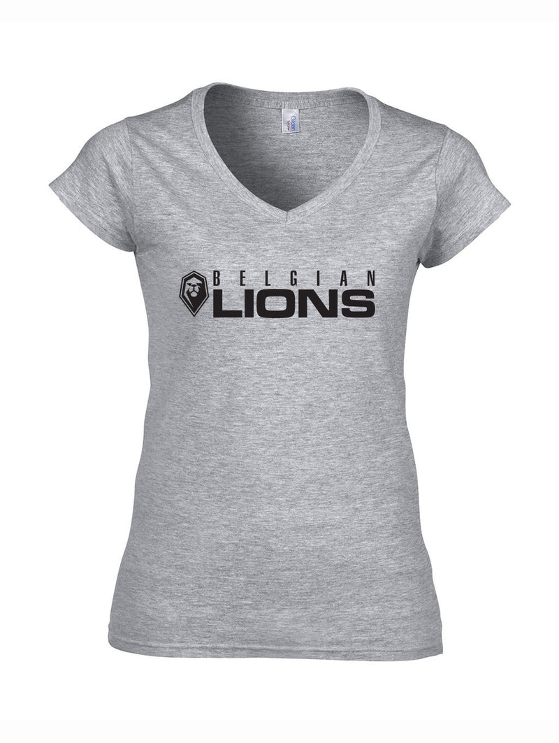 Lion grey full - Women