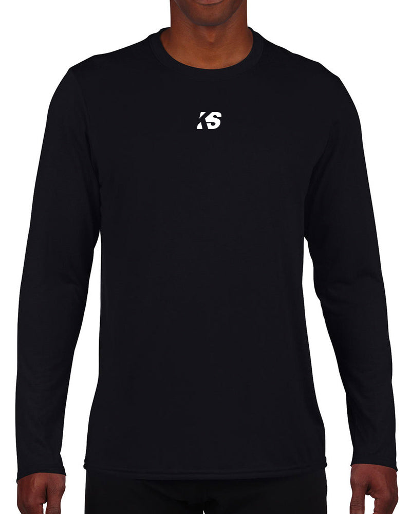 KickOff Sports Long Sleeved HD T-shirt