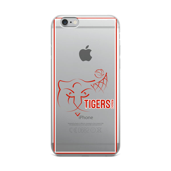 Tigers Evergem iPhone Case
