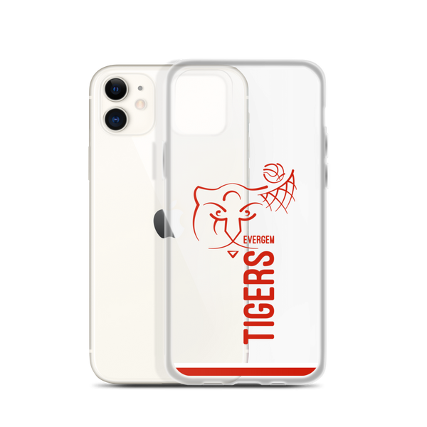 Tigers Evergem iPhone Case vertical