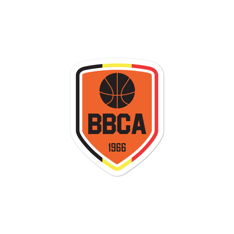 BBCA Bubble-free stickers