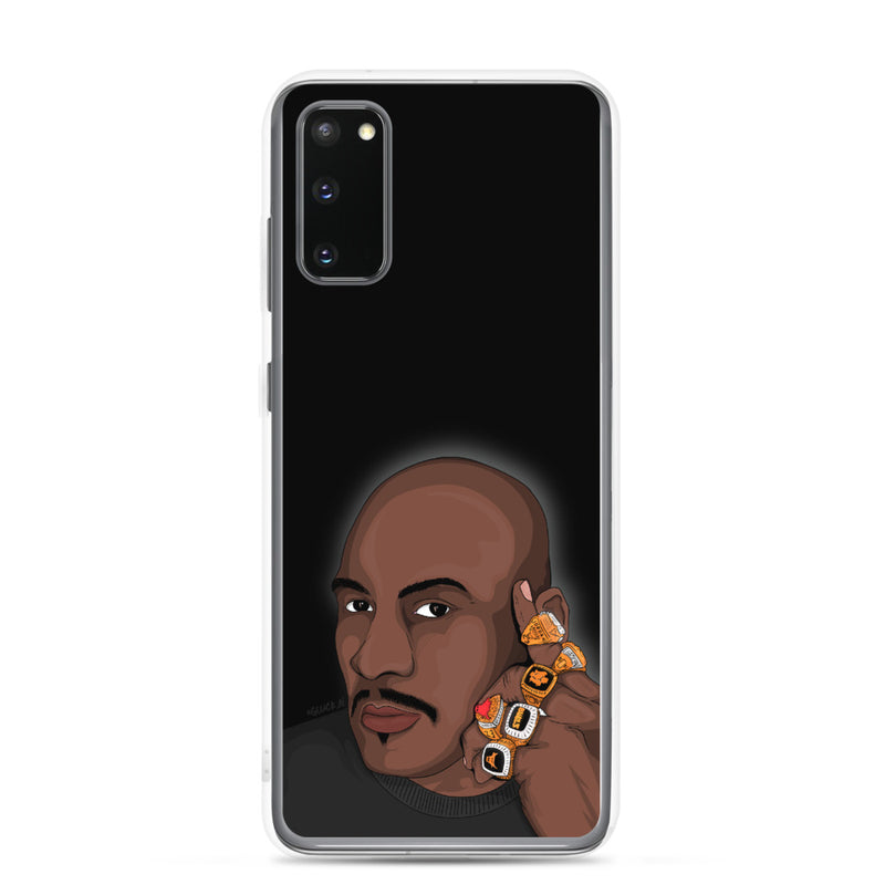 MJ 6 Rings x GLUCK - Samsung Case